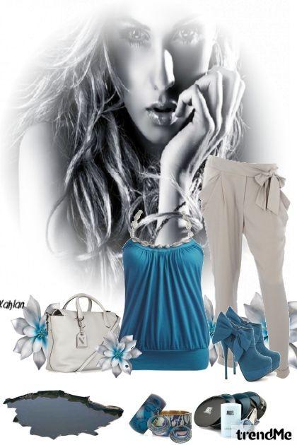 Coffie please - Fashion set