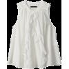 アメリカンラグ シー【再入荷】Si/Tenローンノースリーブブラウス - Shirts - ¥14,700  ~ $130.61