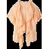 バナー バレットコットンシフォンレースブラウス - 半袖衫/女式衬衫 - ¥12,600  ~ ¥750.12