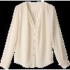 ガリャルダガランテカラーテジンブラウス - Long sleeves shirts - ¥15,540  ~ $138.07