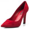 замшевые туфли красного цвета - Classic shoes & Pumps -