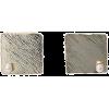 ガリャルダガランテプレートプチピアス - Earrings - ¥7,140  ~ $63.44