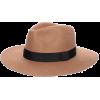 フェルトツバ長 中折れ/HAT - Hat - ¥1,575  ~ $13.99