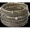 カイラニ【再入荷】【ELLE JAPON掲載商品】【Kai Lani USA】バングルセット - Bracelets - ¥7,140  ~ $63.44