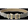 カイラニ【ELLE JAPON掲載商品】【ElegantWaisted】Wバックルベルト - Belt - ¥26,040  ~ $231.37