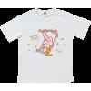 My Melody Swing Classic White T-Shirt - T-shirts - £19.99  ~ $26.30