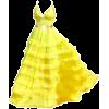 Dresses Yellow - Dresses -