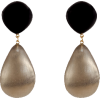ALEXIS BITTAR Earrings Black - Earrings -