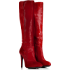 BURAK UYAN Boots Red - Boots -