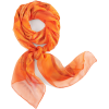 šal Scarf Orange - Scarf -