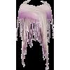 Šal Scarf Purple - Scarf -