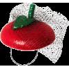 Šešir Hat Red - Hat -