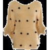 Đemper Beige Pullovers - Pullovers -