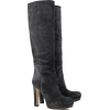Čizme Boots Gray - Boots -
