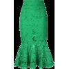 Bambah lace mermaid skirt  - Skirts - $545.00