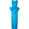 Bambah pencil backless bow gown  - Dresses - $2,170.00