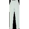 DELPOZO Cigarette Pleated Trousers - Capri & Cropped - $1,200.00