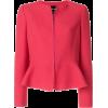 Giorgio Armani zipped peplum jacket - Sakoi - $1,803.00  ~ 11.453,69kn