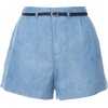 Guild Prime belted tailored shorts - Shorts - $261.00  ~ 224.17€