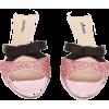 Miu Miu  - Flip-flops -
