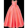 Reem Acra Lamé-trimmed satin-jacquard g - Dresses - 4,100.00€  ~ $4,773.63