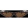 Vintage Leopard Cat Eye Sunglasses - Sunglasses - $8.40  ~ 7.21€