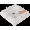 032c, ash tray, porcelain, home - Predmeti -