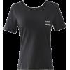 100% HUMAN SUMMER TEE - T-shirts - $19.99