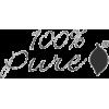 100 % Pure Logo - Uncategorized -