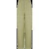 120% LINO - Spodnie Capri -