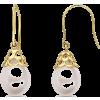 14K - Earrings -