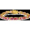 15.38 ct Pink Sapphire and diamond brace - Braccioletti - 3,000.00€