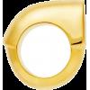 18 Carat Gold Fraction Ring - Aneis - 410.00€