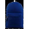 18in Classic Backpack Basic Bookbag Simp - Backpacks -