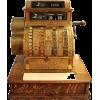 1910/14 antique cash register - Artikel -