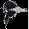 1920's Headband - Chapéus -