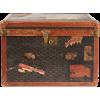 1920s Malles Goyard Trunk - Muebles -