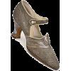 1920's shoes - Sapatos clássicos -