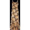 1930s lame slip dress - Dresses -