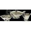 1931 english art deco tea set - インテリア -