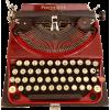 1931 remington porto rite typewriter - Predmeti -