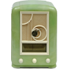 1937 Green Bakelite Mullard - Artikel -