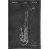 1937 saxophone illustration - Ilustracje -