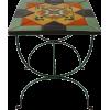 1940s california tile side table - Furniture -