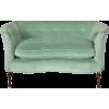 1940s mint green sofa - Furniture -