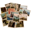1940s postcards - Items -