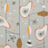 1950s Atomic Mid-Century Modern fabric - Ilustrationen -