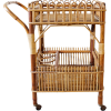 1950s Bamboo Drinks Trolley - Namještaj -
