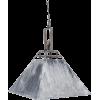 1970s Industrial Metal Lamp - Lichter -