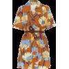 1970s style dress by Fendi - Платья -